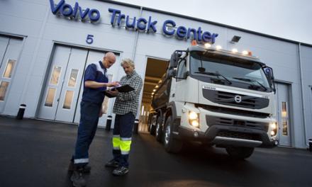 Reorganización estratégica de Volvo Trucks España