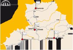 MAN asume directamente la gestión de los concesionarios de cuatro provincias andaluzas