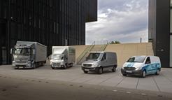 Mercedes-Benz lanza el nuevo Atego