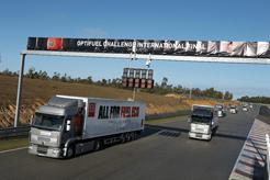 Renault Trucks investiga reducir el consumo con los gases de escape