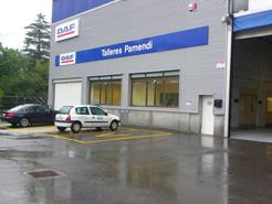 Unevo centro de distribución de PACCAR Parts