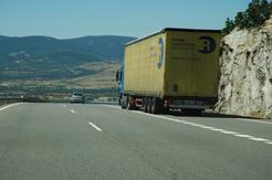 Problemas para el transportista con el documento de control