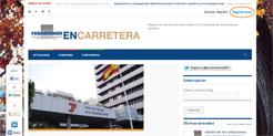 FENADISMER EN CARRETERA cuenta ya con un blog y cuenta de twiter