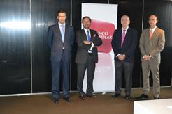 Banco Popular y FENADISMER firman un convenio para impulsar el transporte