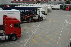 Restricciones en Italia para camiones en 2014