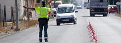 Control a camiones y furgonetas esta semana por la DGT