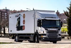 Scania Complet by Scania, carrozados, distribución