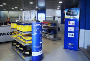 Iveco, nueva imagen Iveco, recambios Iveco, accesorios Iveco
