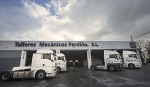 Man se extiende en Galicia, Man, fabricantes, Truck&Bus Center