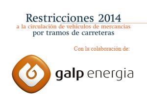 Restricciones a la circulación 2014