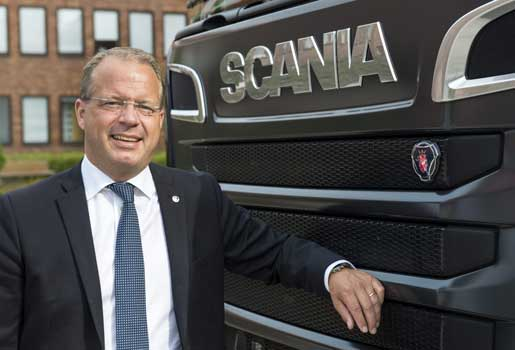 Volkswagen se hace con Scania