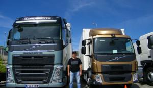 Volvo, Campeonato conductores conducción económica volvo 2014