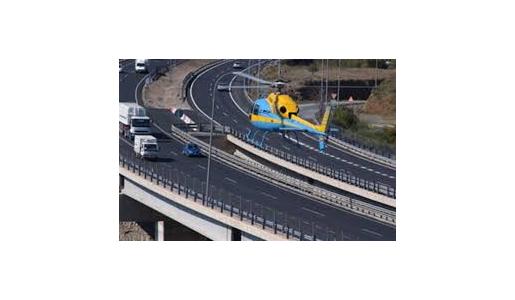 Control transporte, DGT, helicópteros Pegasus