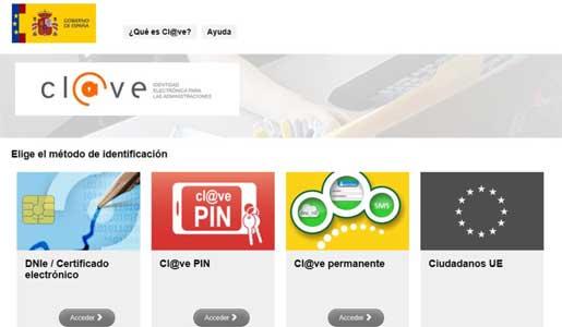 Programa Cl@ve de Tráfico para conocer los puntos del carné