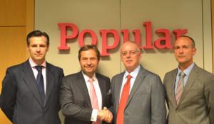 Acuerdo Fenadismer y Popular para la financiación en la compra de camiones
