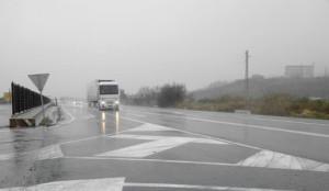 La morosidad en el transporte sube en enero