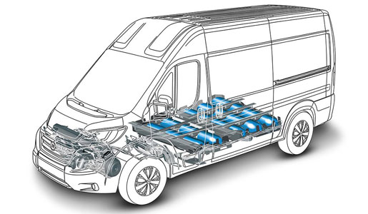 Fiat Ducato de metano