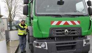 Nuevo Renault Trucks D Wide de gas natural comprimido