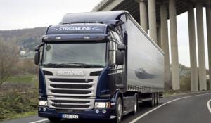 Scania líder en camiones