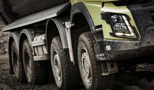 Volvo desarrolla la tracción total automática