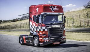 Scania V8 moto GP