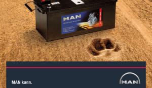 Campaña de recambios de MAN