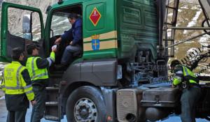 Inspección transporte 2016