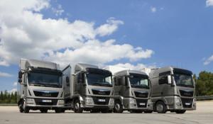 Los camiones MAN los que menos fallos presentan en las ITV