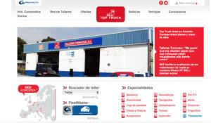 Top Truck garantía europea