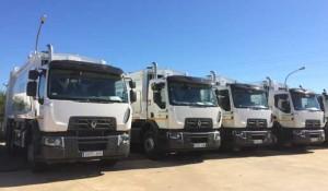 Renault Trucks C 320 R6x4 carrozados