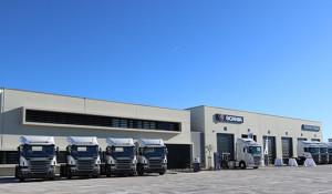 Scania inaugura concesionario en Castellón