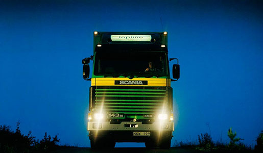 Scania celebra su 125 aniversario