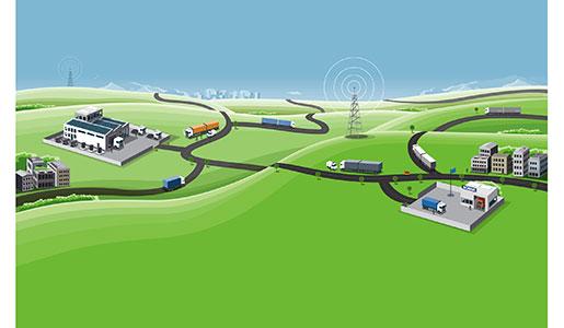 SCANIA cuenta con 170.000 vehículos conectados
