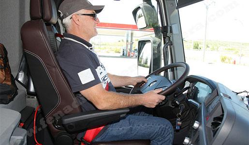 Francia exige desde el 1 de julio que todos los conductores asalariados de empresas no francesas cobren al menos 1457 euros de salario