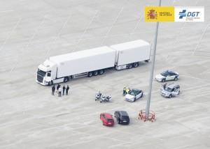 De las tres administraciones con competencias en Tráfico, solo la DGT ha publicado la instrucción para acceder a la autorización especial para el megacamión. Transita de cataluña y Tráfico del País Vasco lo harán próximamente.