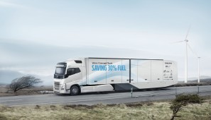 Continental equipa el Volvo Concept Truck