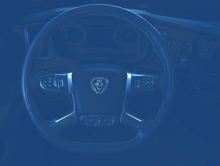 Hasta el 23 de agosto no tendremos más detalles de la nueva generación de camiones Scania.