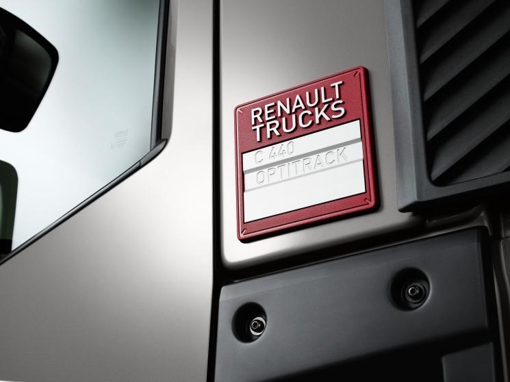 Renault Trucks amplía la gama de vehículos de la Serie C que pueden incorporar la tracción integral Optitrack.
