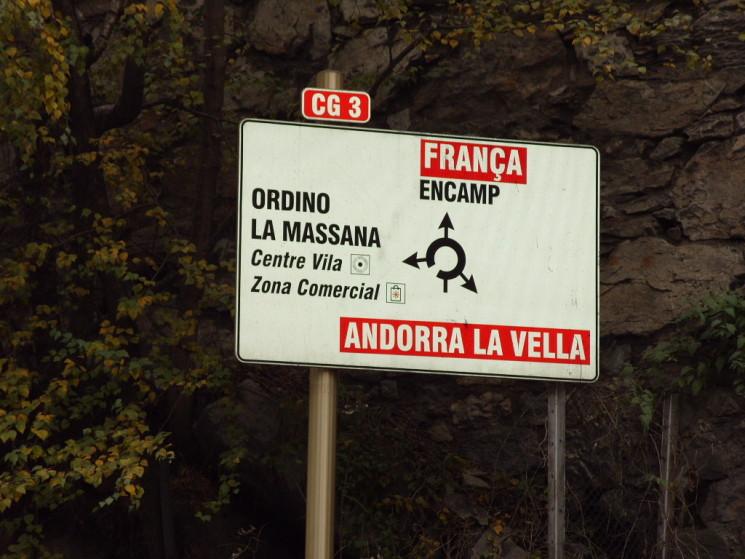 Autorización para Andorra desde el 1 de octubre