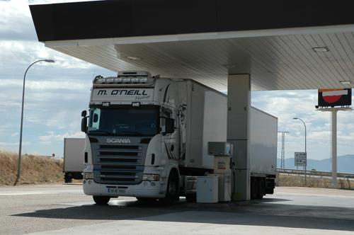 Portugal ha establecido gasóleo profesional a partir del 1 de enero de 2017 para todos los camiones de más de 7,5 Tn portugueses o extranjeros.
