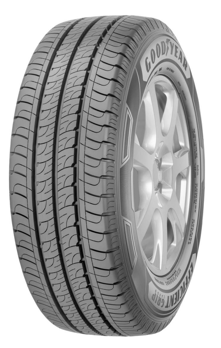 EfficientGrip Cargo es un neumático nuevo de Goodyear para furgoneta que disminuye el consumo y aumenta el kilometraje en comparación con la gama anterior de neumáticos.
