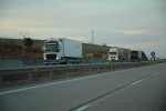 El transporte de mercancías no termina de despegar