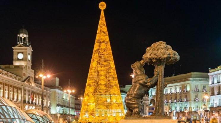 Madrid ha fijado restricciones a la circulación en el centro del 2 e diciembre al 8 de enero.