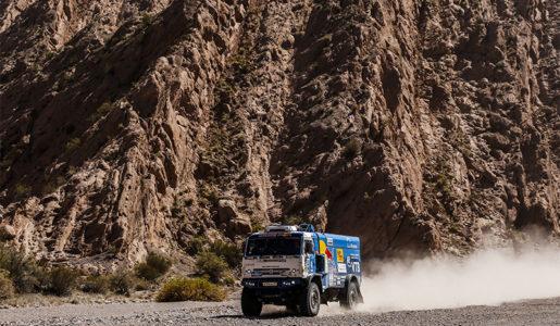 Sorpresas en en el Dakar más accidentado