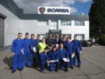 Scania se implica en la formación de mecánicos