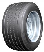 Neumático Semperit para remolques de grandes volúmenes