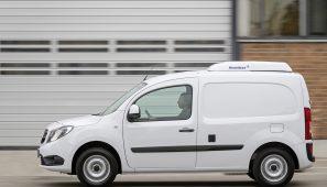 Mercdes cuenta con Van Solutions, un plan para entregar furgonetas ya carrozadas