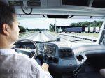 Escasez de conductores profesionales
