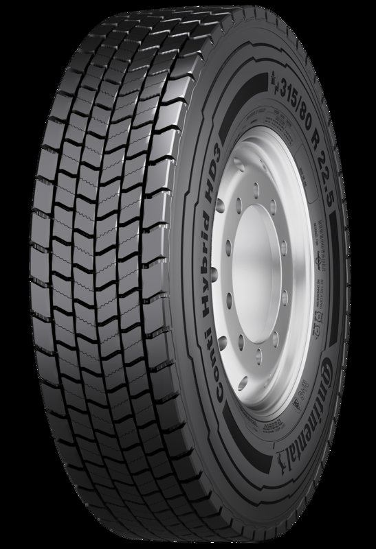 Los neumáticos Conti Hybrid pueden ya recuachutarse en caliente y obtener las mismas prestaciones que un neumático nuevo.