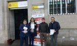 Cesión ilegal de trabajadores en las agencias de paquetería de Vigo